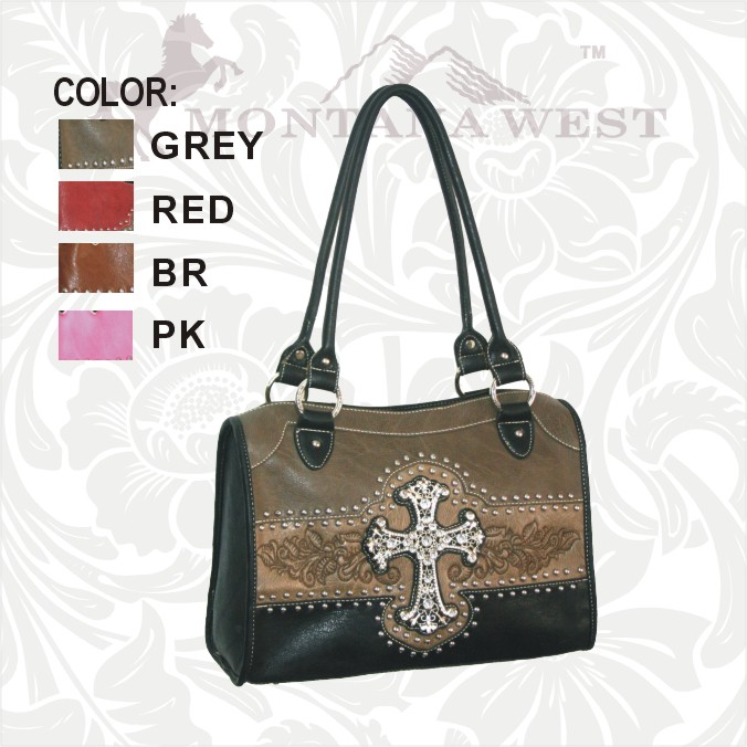 cross handbag montana west purse